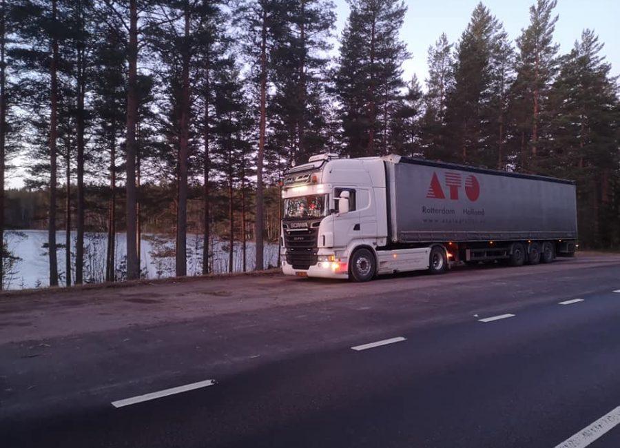 ATO Logistics - Transport Zweden - 6